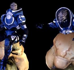 Mass Effect 2: Blue Suns For Garry's Mod Image 1