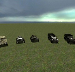 dodvehiclepack.zip For Garry's Mod Image 2