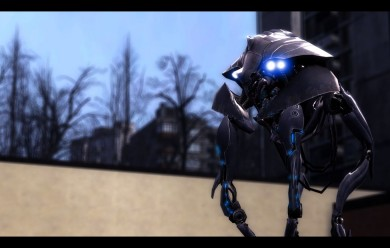 Mass Effect 2 - Praetorian For Garry's Mod Image 1