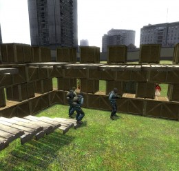wooden_fort.zip For Garry's Mod Image 3