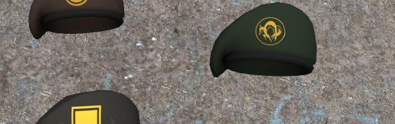 TF2 Bill Boss hat MGS