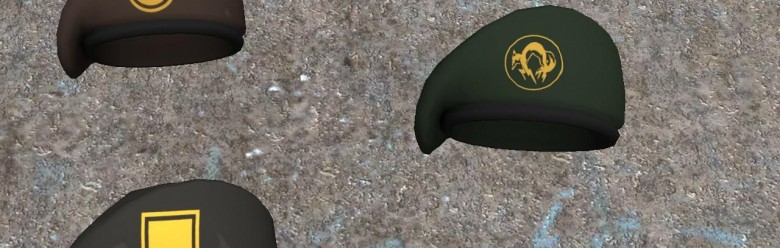 TF2 Bill Boss hat MGS For Garry's Mod Image 1