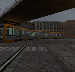 gm_railbus.zip For Garry's Mod Image 2