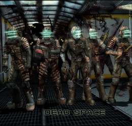Dead Space 1 Gmod.zip For Garry's Mod Image 1