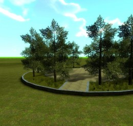 gm_flatgrass2012 For Garry's Mod Image 1