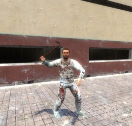 Dead Space 2 Patient Suit For Garry's Mod Image 3