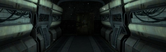 Dead Space - Hallway (map)