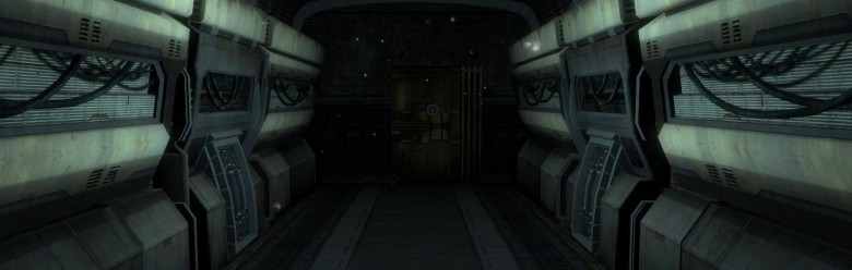 Dead Space - Hallway (map) For Garry's Mod Image 1