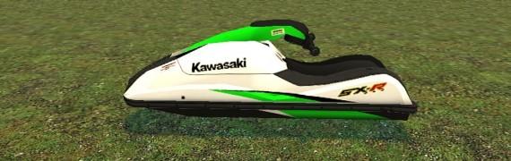 Driveable Jet ski