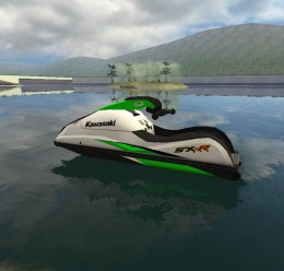 Driveable Jet ski For Garry's Mod Image 2