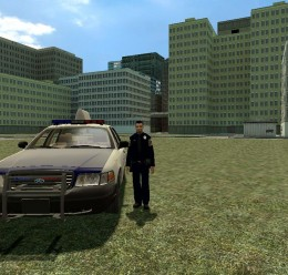Ford Crown Victoria P71 preview 1