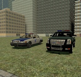 Ford Crown Victoria P71 preview 3