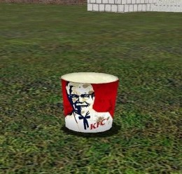 kfc_bucket.zip For Garry's Mod Image 2