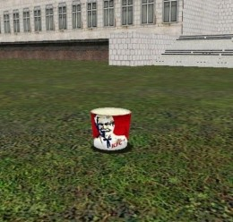 kfc_bucket.zip For Garry's Mod Image 3