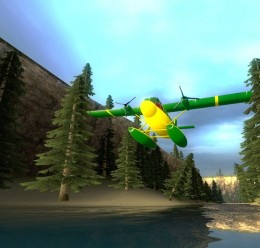 Sea / Float Plane Adv Dupe For Garry's Mod Image 1