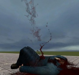 Realistic Squirting Blood For Garry's Mod Image 1