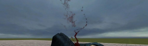 Realistic Squirting Blood