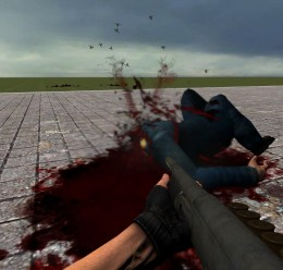 Realistic Squirting Blood For Garry's Mod Image 2