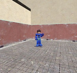 megaman_64.zip For Garry's Mod Image 1