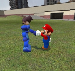megaman_64.zip For Garry's Mod Image 3