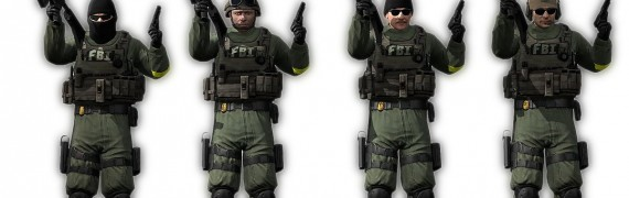 CS:GO FBI with BMS Heads