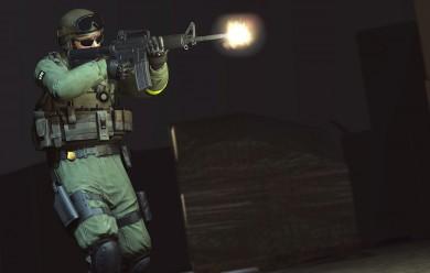 CS:GO FBI with BMS Heads For Garry's Mod Image 2