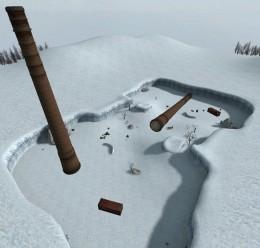 gm_snowday.zip For Garry's Mod Image 3