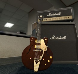 gretsch_country_gentleman.zip For Garry's Mod Image 1