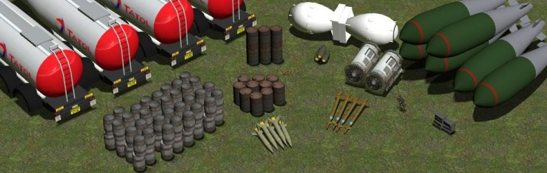 huge_bomb_pack.zip For Garry's Mod Image 1