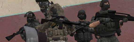 Vestin's MW2 Operators Part 3