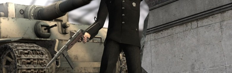 german_officer.zip For Garry's Mod Image 1