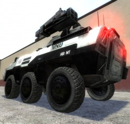 District 9 Drivable Vehicles For Garry's Mod Image 1