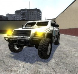 District 9 Drivable Vehicles For Garry's Mod Image 2