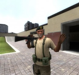 modified_bill_l4d.zip For Garry's Mod Image 2