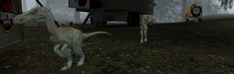 velociraptor.zip For Garry's Mod Image 1