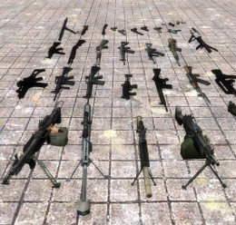 (OLD)Firearms Source Sweps For Garry's Mod Image 2