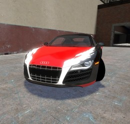 TDM Audi R8 Carbon skin For Garry's Mod Image 2
