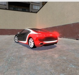 TDM Audi R8 Carbon skin For Garry's Mod Image 3
