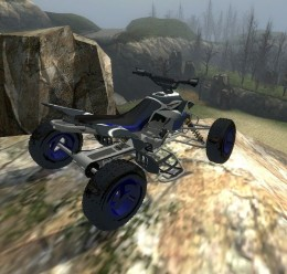 yamaha_yfz_450.zip For Garry's Mod Image 1