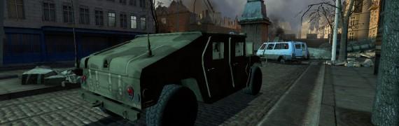 Humvee (S-Cars)
