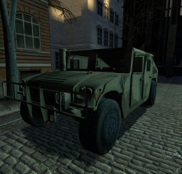 Humvee (S-Cars) For Garry's Mod Image 2