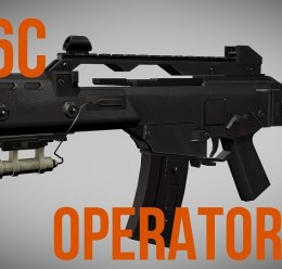 opx_g36c.zip For Garry's Mod Image 1