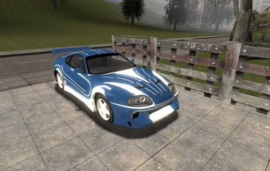 Vic's Supra For Garry's Mod Image 1