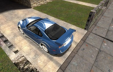Vic's Supra For Garry's Mod Image 2