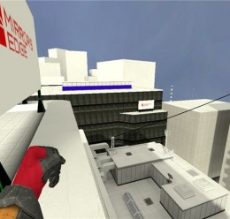 Mirrors Edge Source map For Garry's Mod Image 1