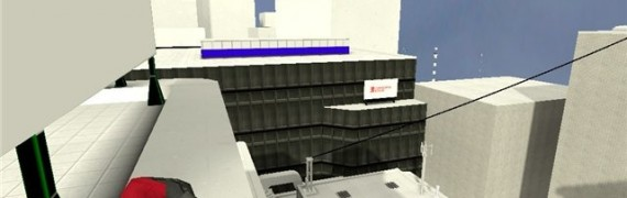 Mirrors Edge Source map