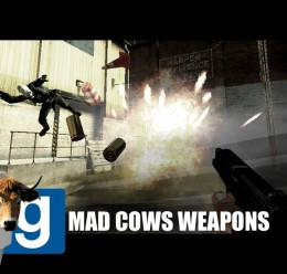 *OLD Mad Cows Weapons 1.0 BETA For Garry's Mod Image 1