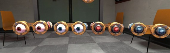 TF2 Double Googly Gazer hexed