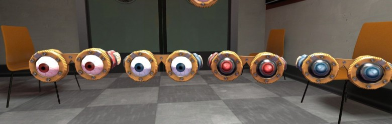 TF2 Double Googly Gazer For Garry's Mod Image 1