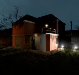 zs_lost_coast_house_v2 For Garry's Mod Image 1